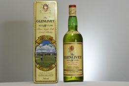 Glenlivet 12 y.o. Classic Golf Courses Royal Troon
