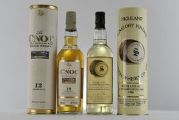 Aultmore And anCnoc