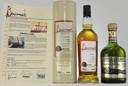 Benromach And Royal Culross