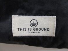 This is Ground laptop / folio Bag