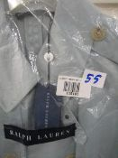 Brand new Ralph Lauren with tags classic trench coat size 14 stretch satin style similar RRP ...