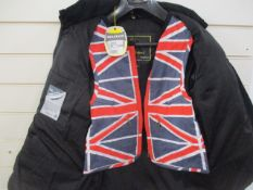 Brand New Belstaff quilted ladies jacket model 820502 real goose down size 40 built in waist co...