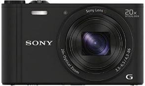 rrp £259.99 sony dscwx350 digital compact camera