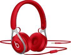 rrp £89.99 beats ep on-ear headphones red