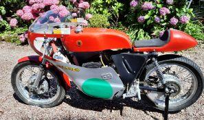 Bultaco 250 Metralla