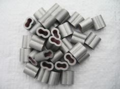 2000 x 1mm aluminium ferrule (af01)