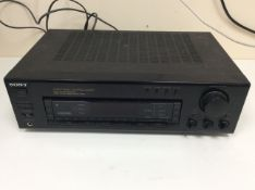 Sony audio/ video control center – model str-d515