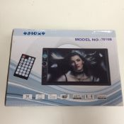Car mp5 player model 7010b