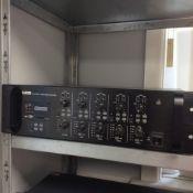 Cleaver ma4120mp 4 zone mixer amplifier
