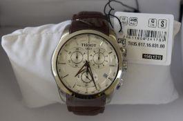 Tissot Men's Watch TO35.617.16.031.00