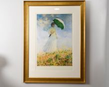 Limited Edition Claude Monet