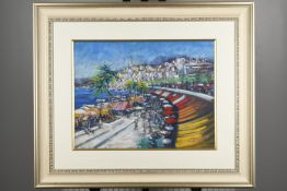 Original Pastel Painting by PEROT