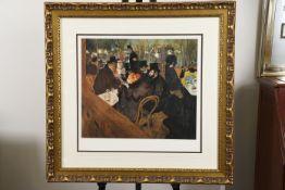 Ltd Edition by Toulouse Lautrec