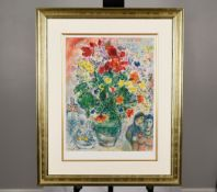 Marc Chagall Limited Edition Gouttelette