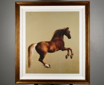 """""""Whistle Jacket"""" Limited Edition by George Stubbs"""
