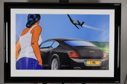Fine Very Large Limited Edition by Kevin Kelly