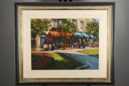 Original John Mackie Pastel Painting