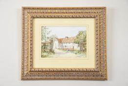Dorothy Lightfoot (1909-2002) Watercolour