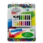 Soft Pastel Pad Set (9 Packs)