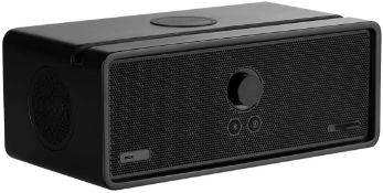 brand new orbitsound dock e30 bluetooth/wi-fi speaker system with airsound rrp£199