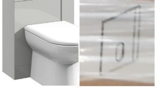BS2 - Pallet of Bathstore Liquidated Stock Approx Total RRP £9,690 Ref BS2