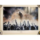 Morrisey-Jack The Ripper @ Leeds By Paul Staveley Artist Proof Limited Edition