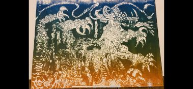 Samuel Robin Spark, V/E Limited Edition Print 91/92