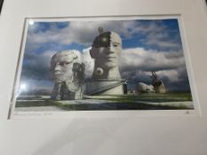 Martin Allen Artist proof Limited edition Monuments of Paralux.