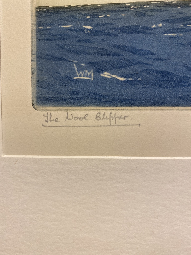 The Wool Clipper Signed By Winston Megoran Artist Proof - Image 3 of 8