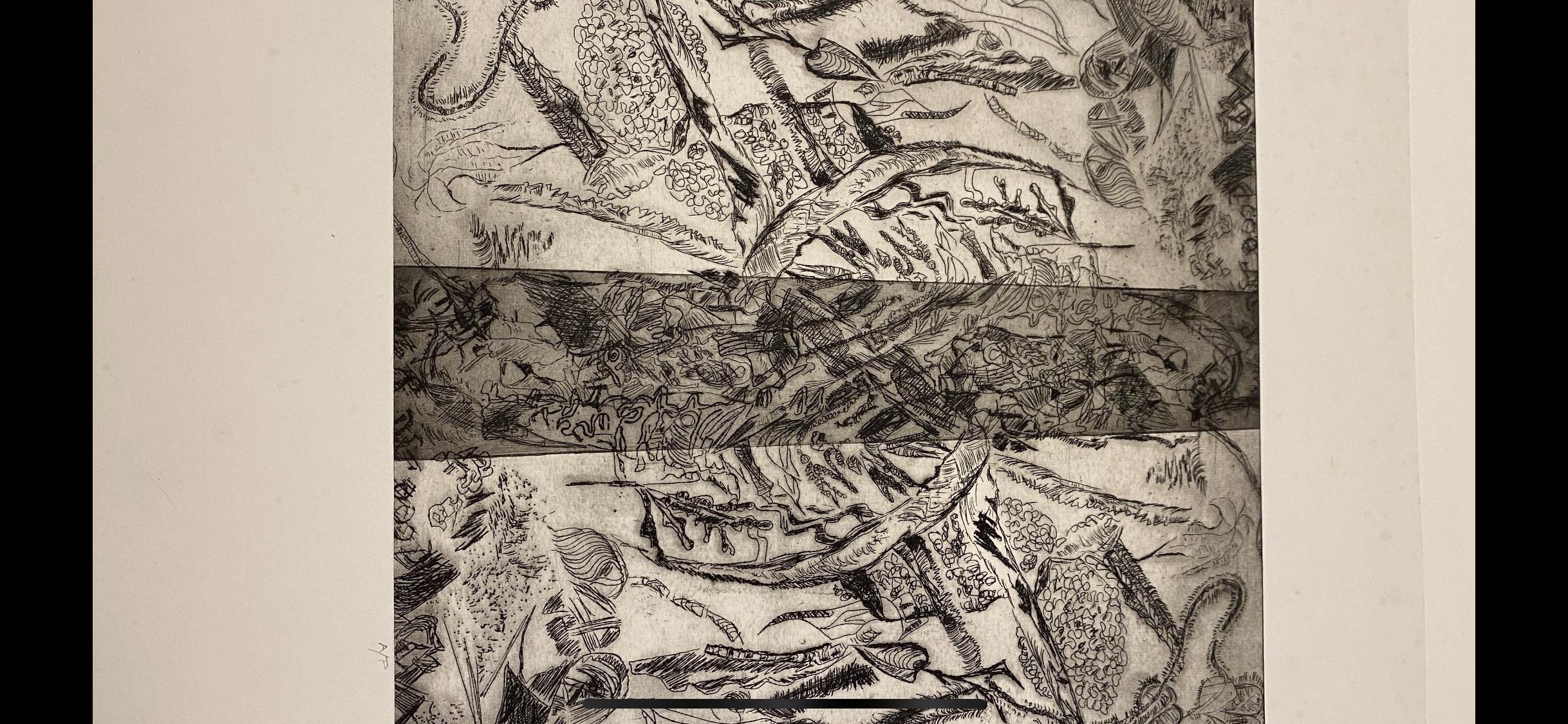 Samuel Robin Spark, Artist Proof `Print 92 - Image 4 of 4