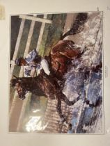 Various Michael Vaughan Limited Edition Prints