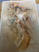 Gary Benfield Limited Edition Artist Proof with C.O.A. Tenderness