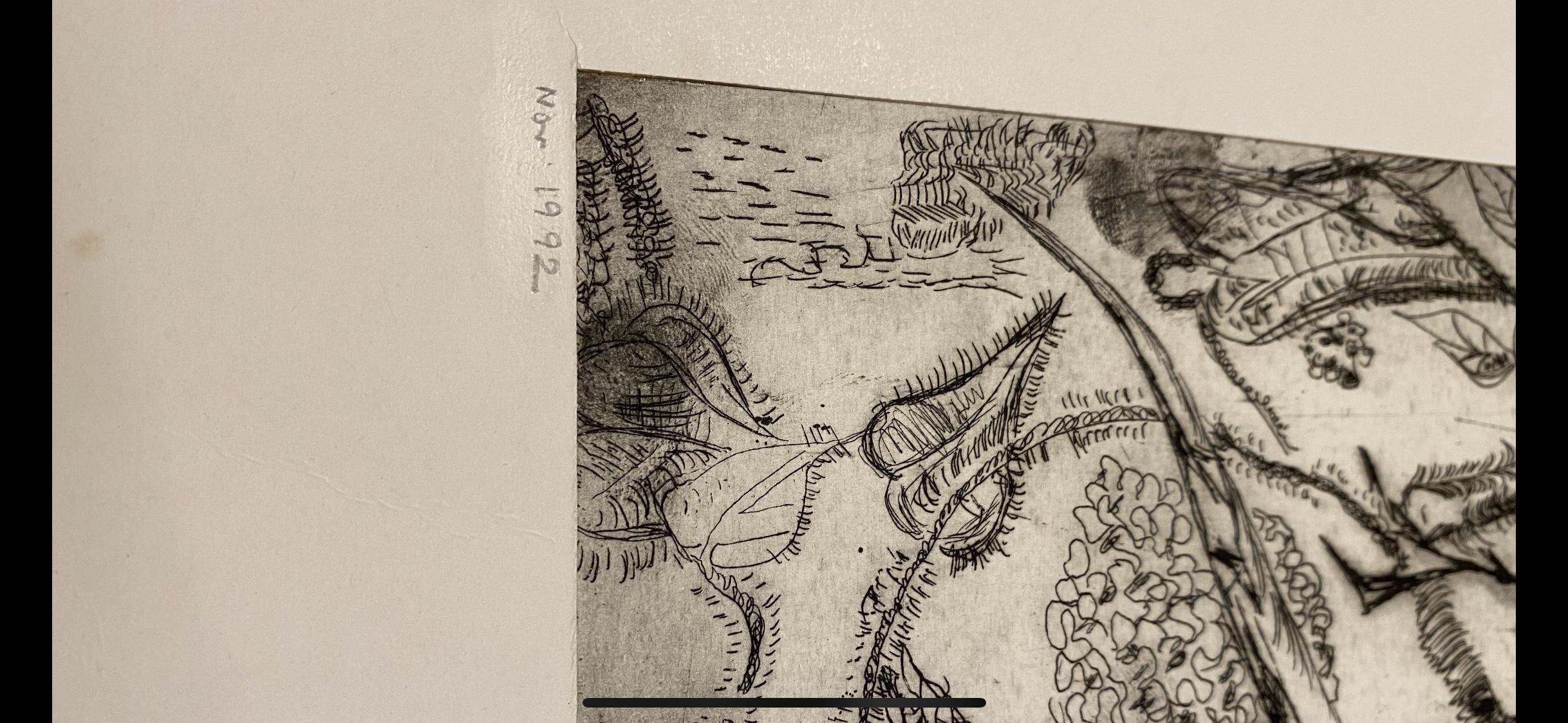 Samuel Robin Spark, Artist Proof `Print 92 - Image 3 of 4