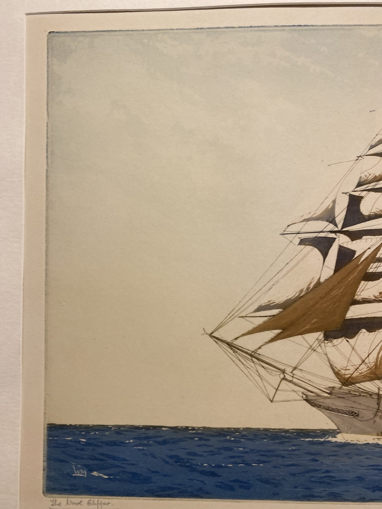Simon SwinField Signed Print The Intrepid And The Smalls - Image 4 of 9