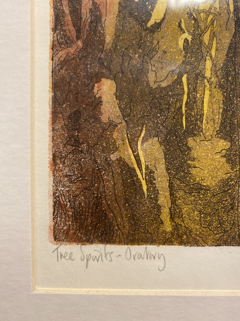 Three Tree Spirits By Jean Bowker Limited Edition Prints - Image 11 of 11