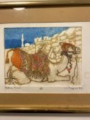 Bodrum Camel By Liz Sheppard Limited Edition 1989