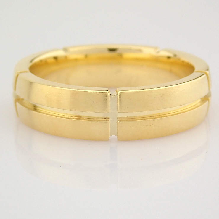 14K Yellow Gold Engagement Ring, For Him - Image 3 of 3