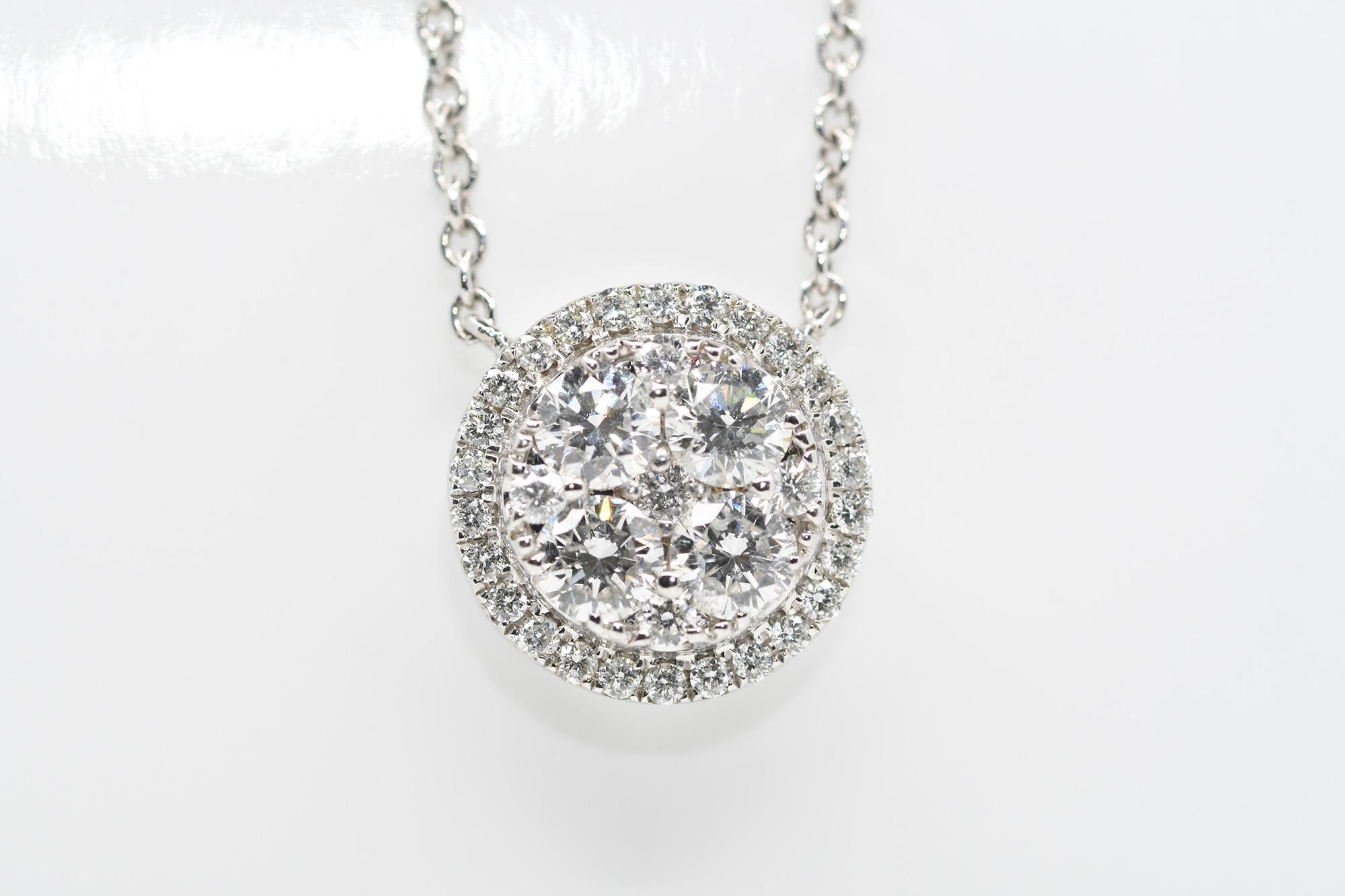 Diamond Pendant - Image 2 of 3
