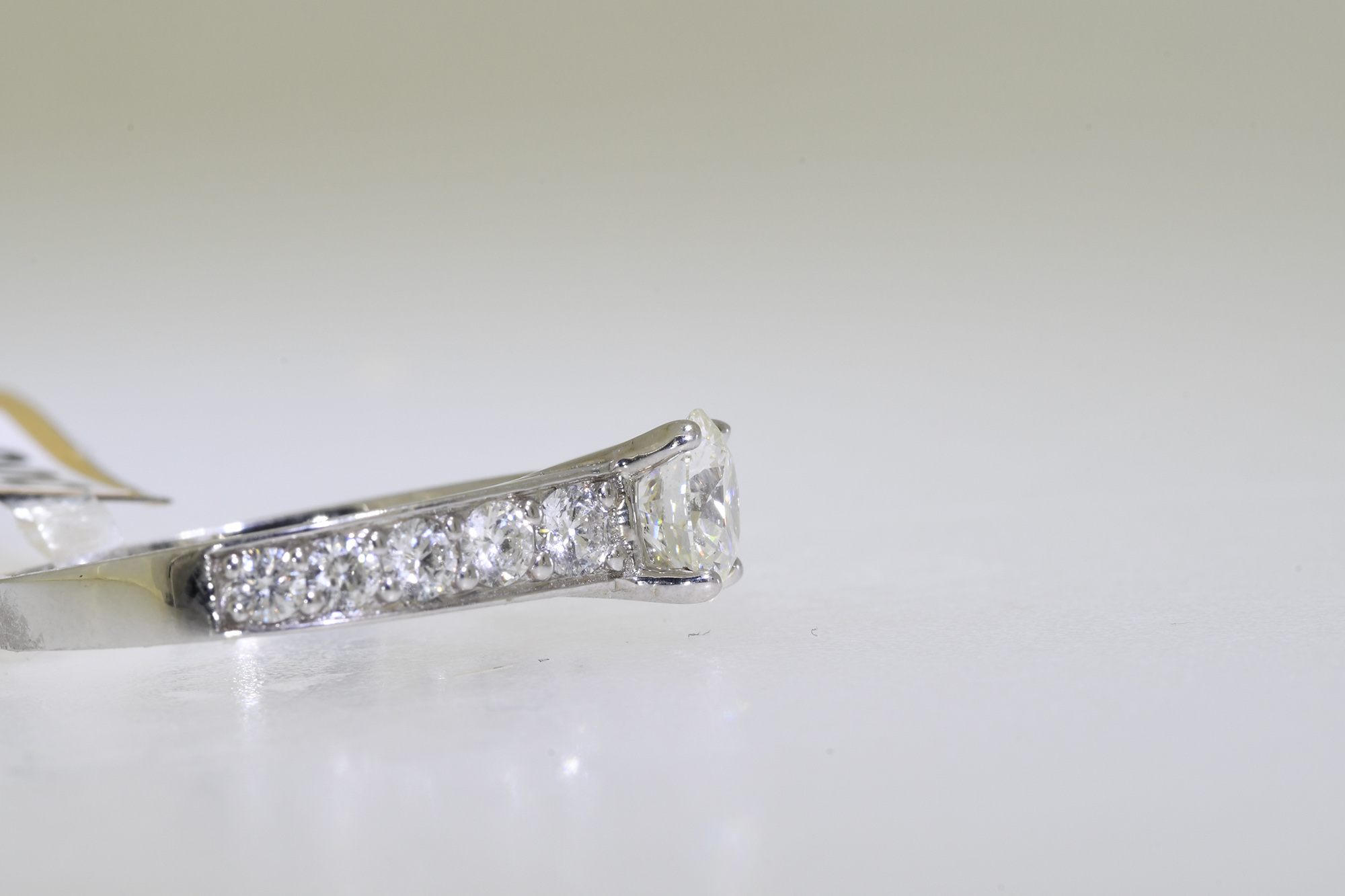 Solitaire Diamond Ring - Image 2 of 3
