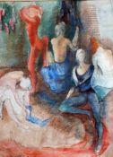 Bengen, Harold T., Tänzerinnen, Mt, 45 x 32, signiert
