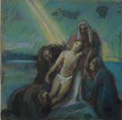 Bischoff-Culm, E, Verlorene Sohn, sign., 1911 22 x22 gou.