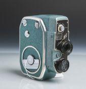 """Filmkamera """"Bauer 88 E"""" von Robert Bosch GmbH (Bj. 1955-1959), Geschäftsbereich Photokino"""