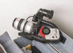 "Prof. Kameraset, bestehend aus: 1x Videokamera ""Canon DM-XL1E"", 3CCD Digital Video"