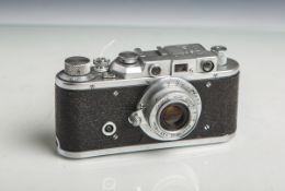 "Kamera ""Zorki"" (Made in USSR, Bj. 1955 - 1958), Nr. 56000815, Objektiv ""Industar-22"","
