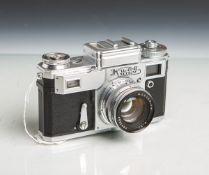 "Kamera ""Kiev 4"" (Made in USSR, Contax, Baujahr 1957 - 1974), Nr. 7119275, Objektiv"