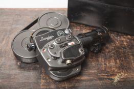 """Filmkamera """"Beaulieu R16"""", Automatic, 16 mm, m. Kassette u. Zubehör, Bedienungsanleitung,"""