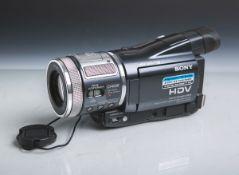 "Filmkamera ""HVR-A1E-HDV"" von Sony, Camcorder."