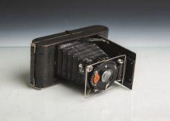 "Kamera ""Agfa Standard"" (Baujahr 1926), klappbar, Objektiv ""Agfa Anastigmat"", F:4,5 / 105"