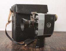 "Filmkamera ""Bolex P4"" von Bolex Paillard (Schweiz), Zoom Reflex Automatic, Nr. C32395,"