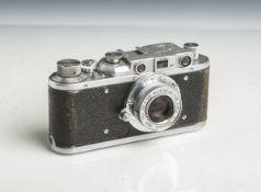 "Kamera ""Zorki"" (Made in USSR, Bj. 1955 - 1958), Nr. 55245218, Objektiv ""Industar-22"","